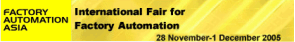 International Fair for Factory Automation