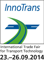 Visit us at InnoTrans 2014