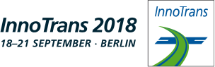 Visit us at InnoTrans 2018