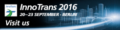Visit us at InnoTrans 2016